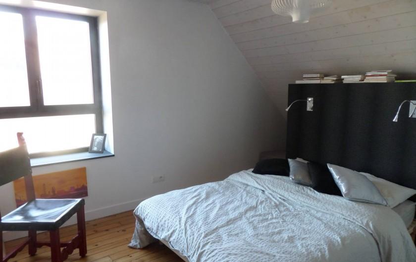 Location de vacances - Maison - Villa à Erquy - Chambre  1
