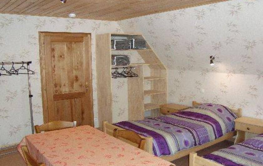 Location de vacances - Gîte à Linthal