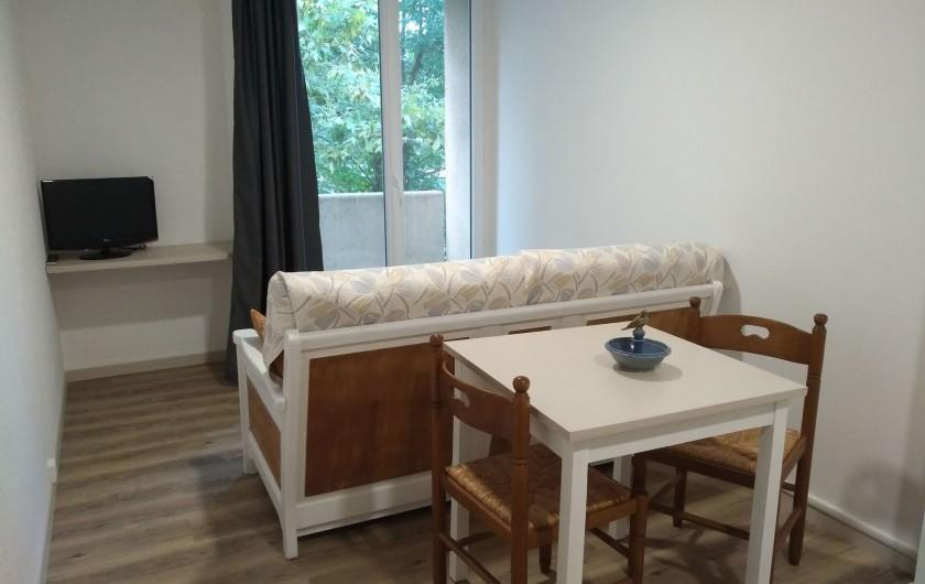 Location de vacances - Appartement à Amélie-les-Bains-Palalda
