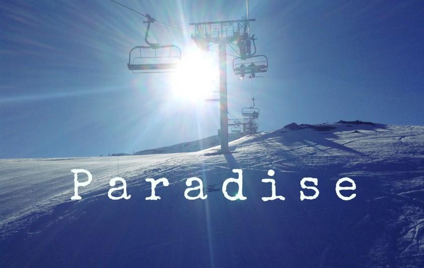 Location de vacances - Appartement à Valloire - Un coin de paradis en hiver comme en été <3