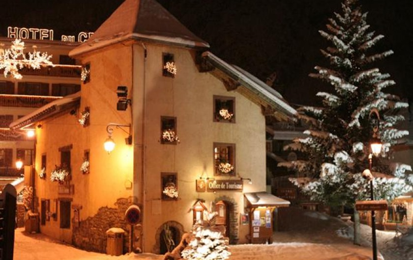 Location de vacances - Appartement à Valloire - L'office de Tourisme en plein coeur du village