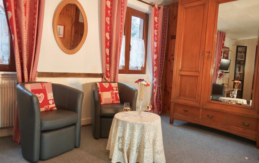 Location de vacances - Gîte à Ribeauville - Au cœur de la cité d'exception de Ribeauvillé