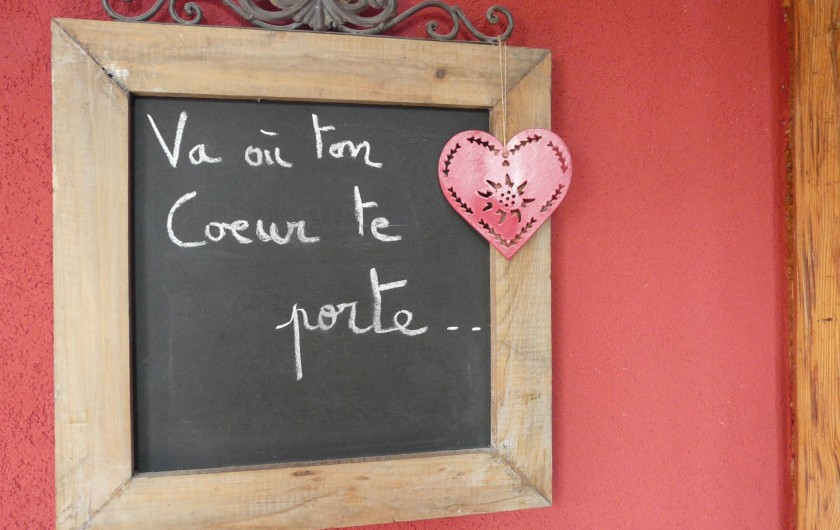 Location de vacances - Gîte à Ribeauville - Et oui !