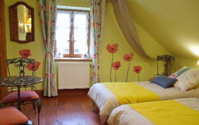 Location de vacances - Gîte à Storckensohn