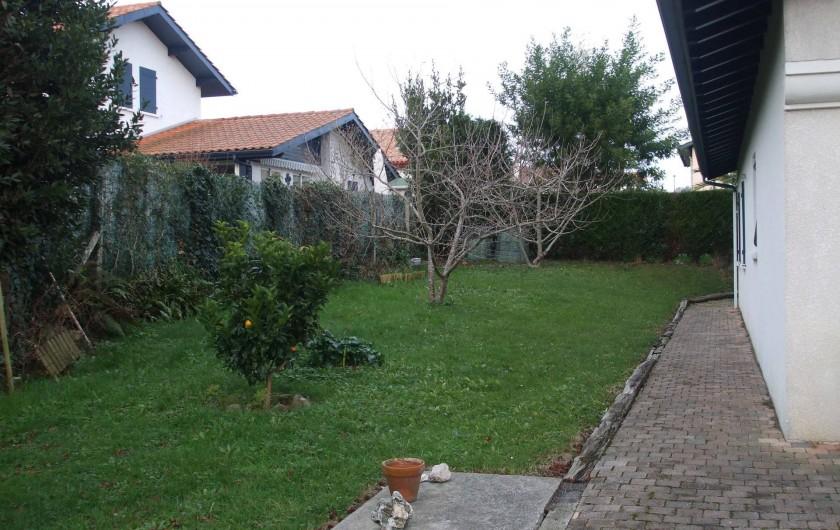 Location de vacances - Villa à Urrugne