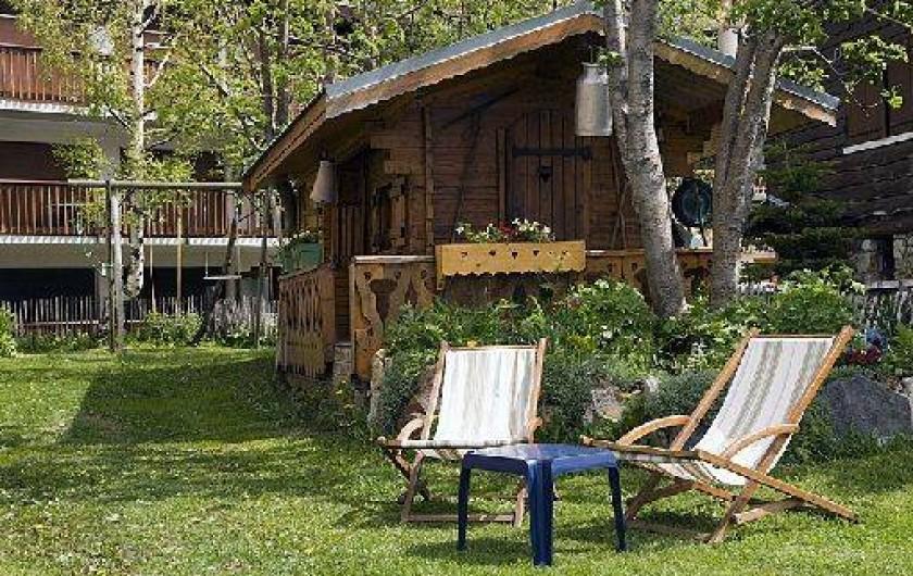 Location de vacances - Chalet à L'Alpe d'Huez