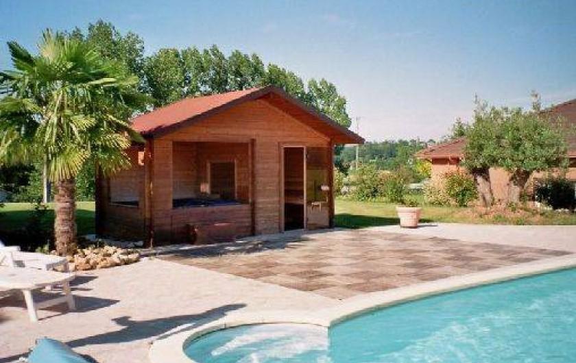 Location de vacances - Chambre d'hôtes à Varetz