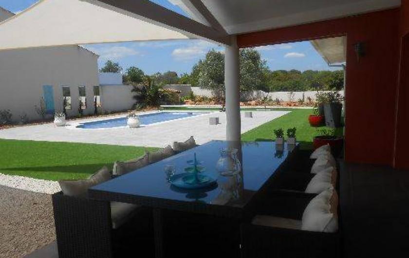 Location de vacances - Villa à Creissan