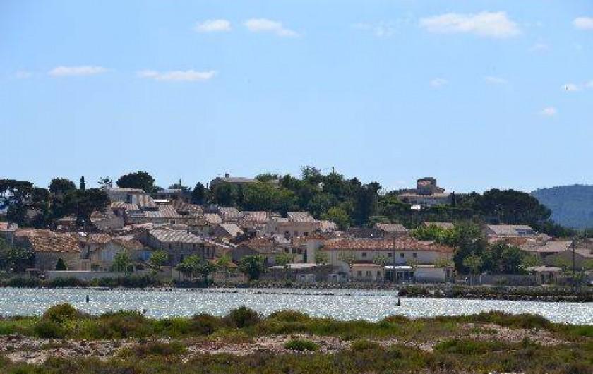 Location de vacances - Villa à Peyriac-de-Mer