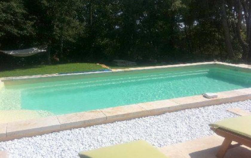 Location de vacances - Villa à Buisson