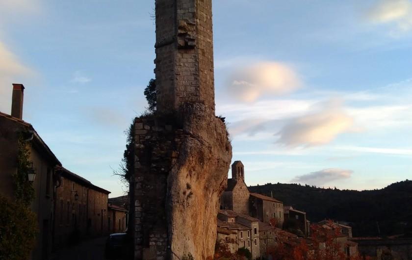 Location de vacances - Chambre d'hôtes à Villeneuve-lès-Béziers - Région des châteaux cathares et des villages du Moyen-Age