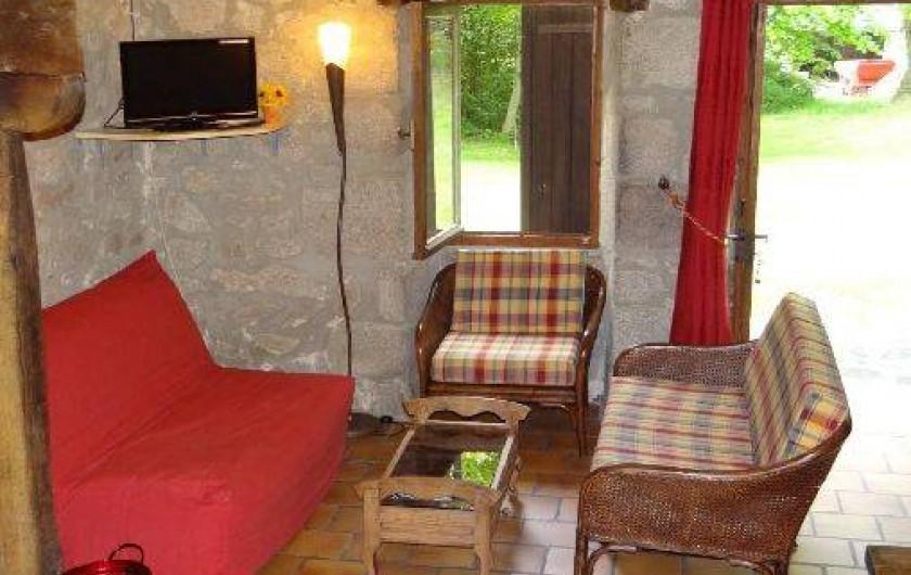 Location de vacances - Gîte à Roumegoux