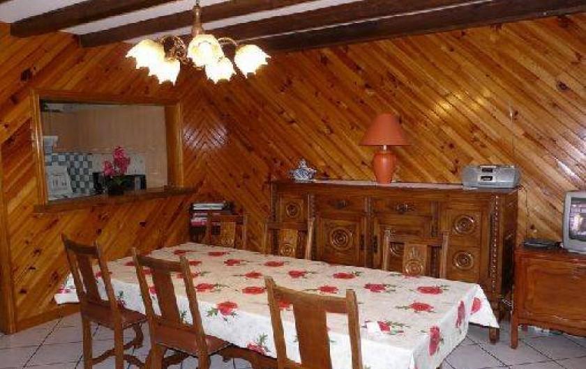 Location de vacances - Gîte à Saulzet-le-Froid