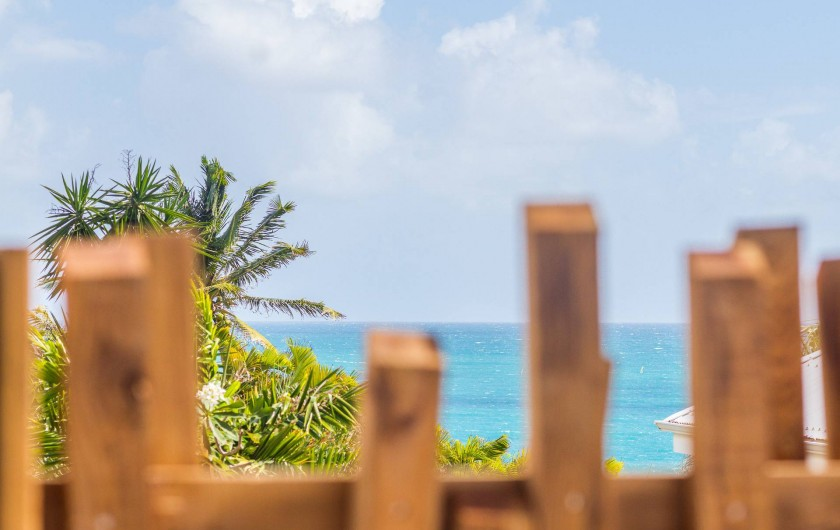 Location de vacances - Villa à Sainte-Anne - Iguane House Villas & Micro Spa Villa Passion vue mer