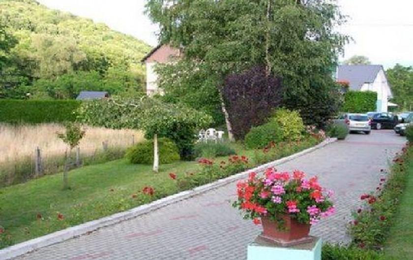 Location de vacances - Gîte à Lautenbach