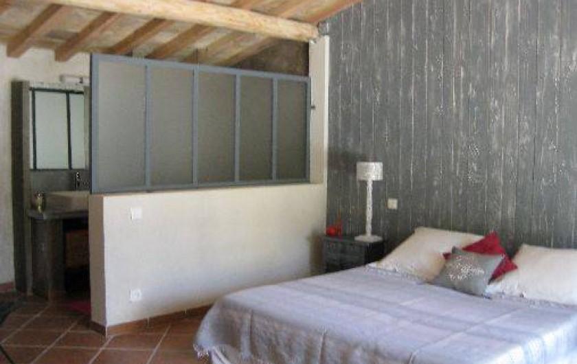 Location de vacances - Villa à Sainte-Anastasie