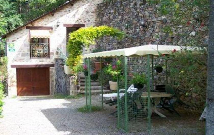 Location de vacances - Gîte à Najac