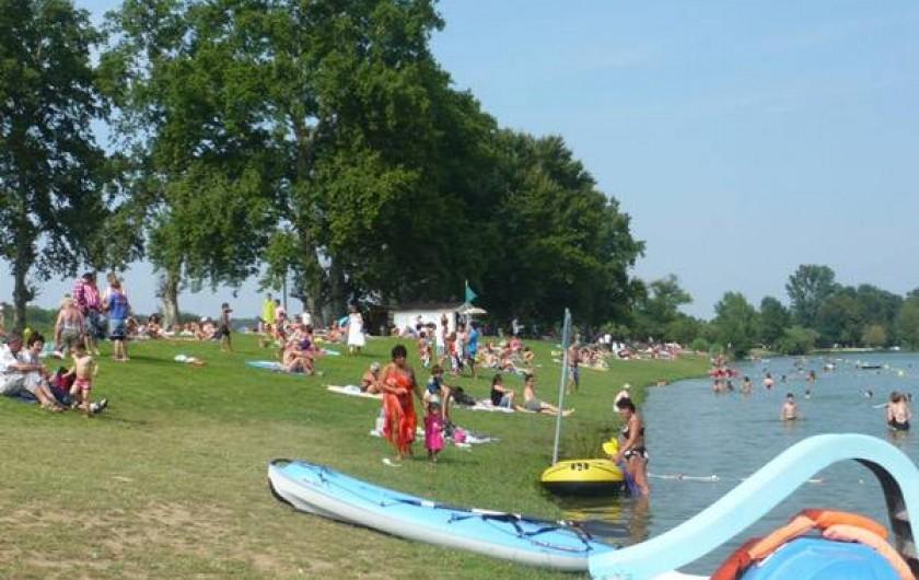 Location de vacances - Appartement à Le Boulou - Lac de Saint-Jean Pla de Corts