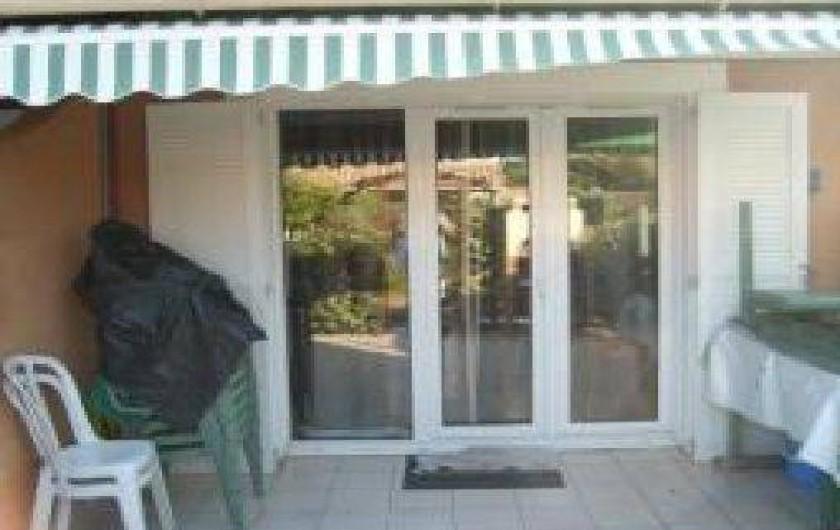 Location de vacances - Villa à Vendres