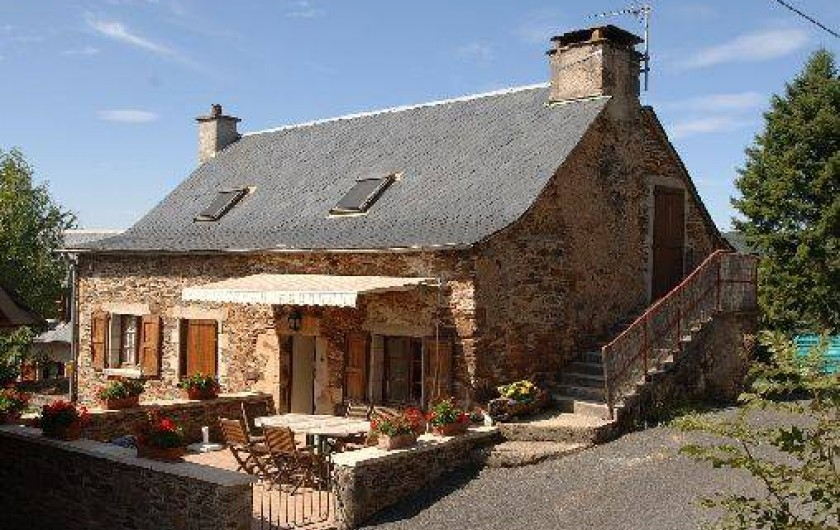 Location de vacances - Gîte à Saint-Geniez-d'Olt