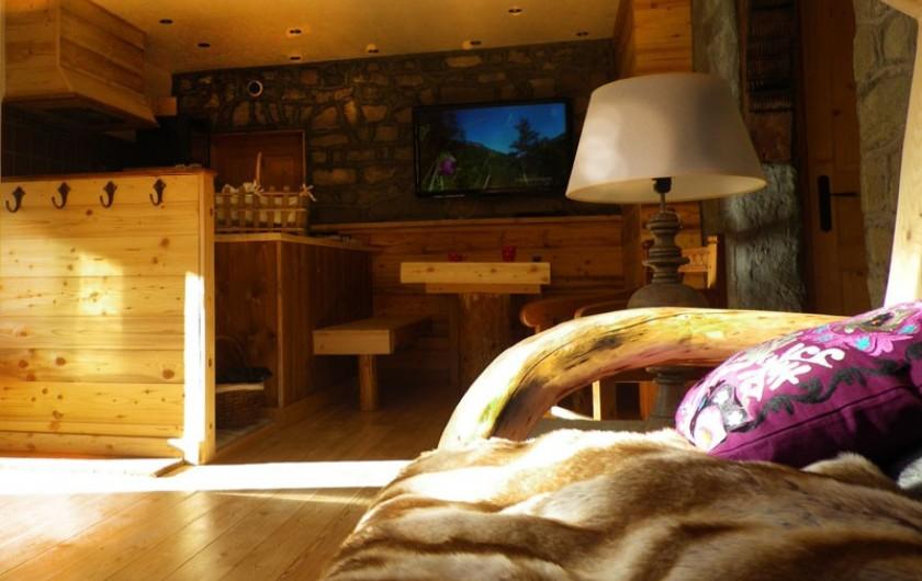 Location de vacances - Chalet à Valloire - Chalet 8 places