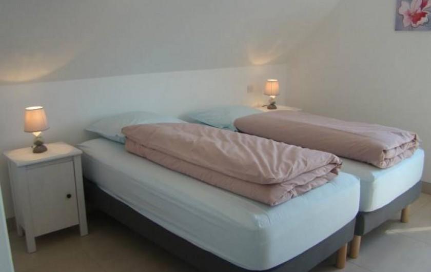 Location de vacances - Gîte à Kintzheim - Chambre 1