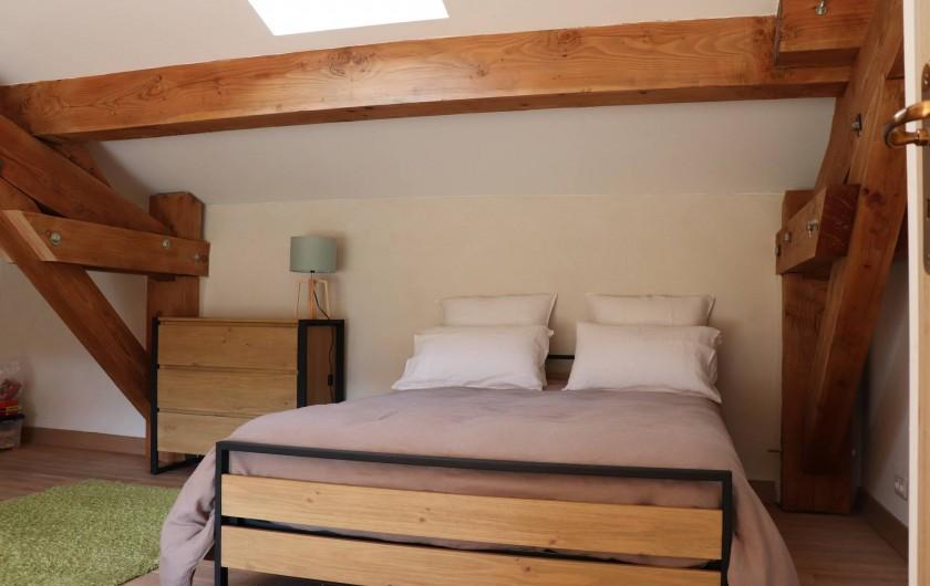 Location de vacances - Gîte à Béziers - Chambre 2, lit 2 places