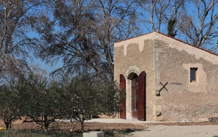 Location de vacances - Gîte à Béziers - Gîte du Petit Verdot
