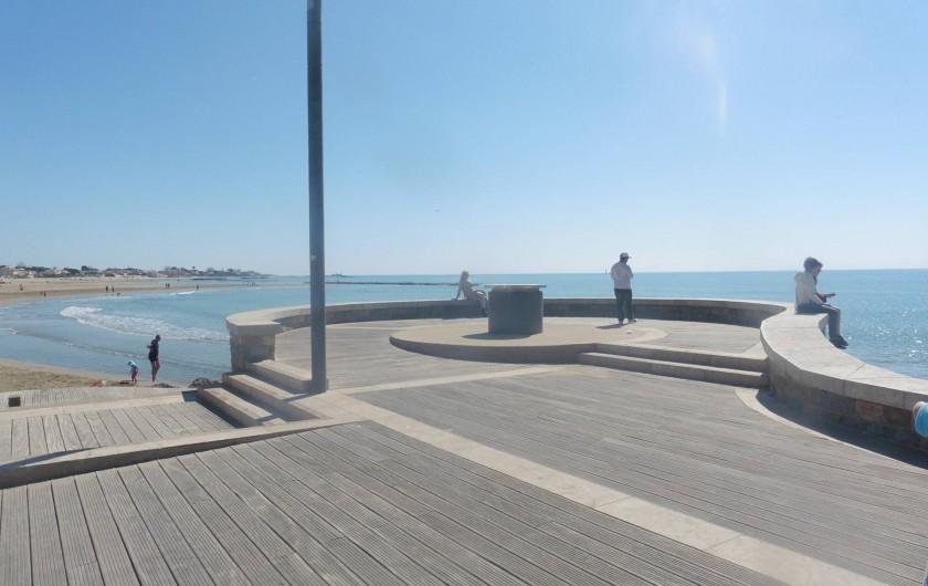 Location de vacances - Appartement à Le Grau d'Agde - la plage