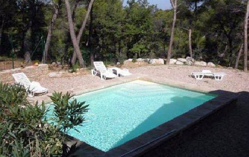 Location de vacances - Villa à Faucon