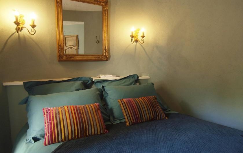 Location de vacances - Appartement à Sète - Chambre La Corniche