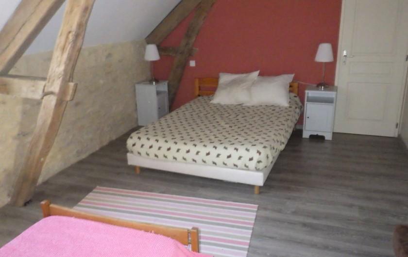 Location de vacances - Gîte à Dégagnac - Chambre 3