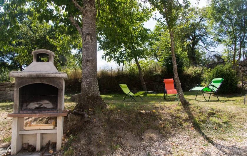 Location de vacances - Gîte à Naussac-Fontanes