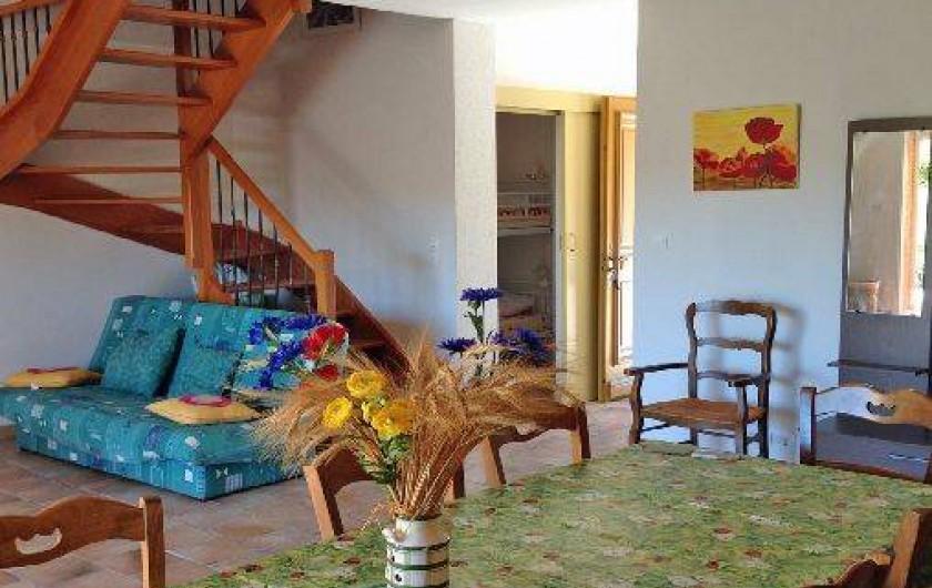 Location de vacances - Appartement à Saint-Jean-de-Serres