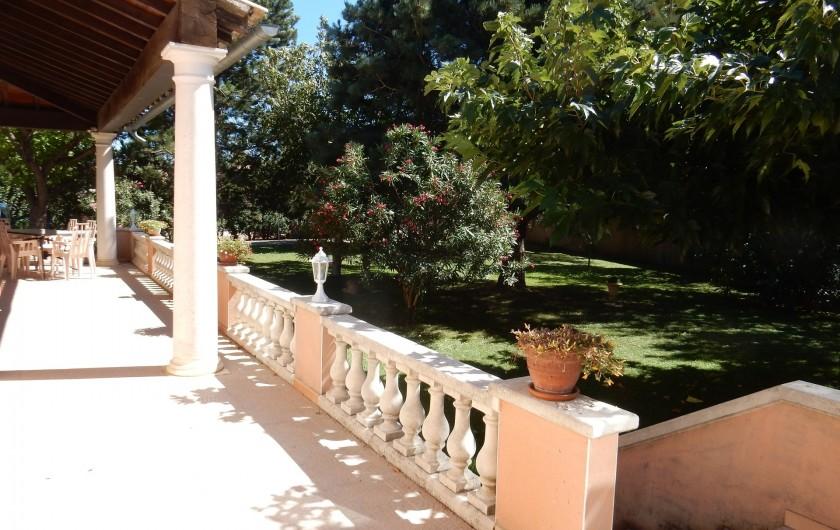 Location de vacances - Villa à Orange