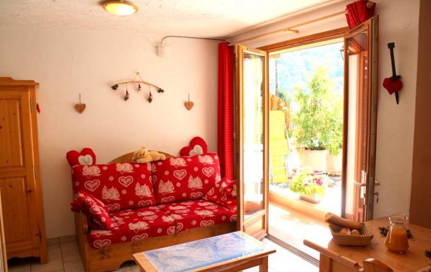 Location de vacances - Chalet à Valloire - Gentiane