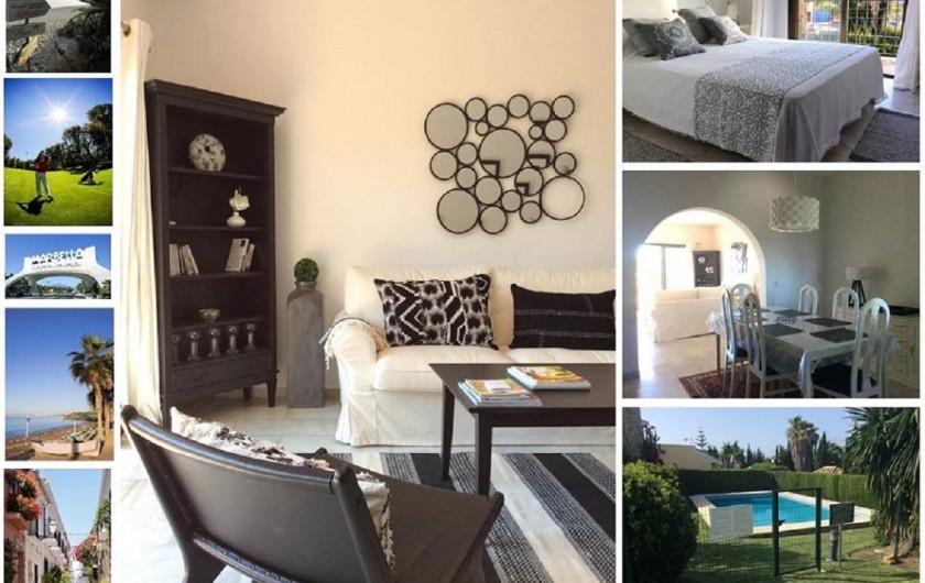 Location de vacances - Villa à Estepona - CASITA BELORAMA 120M2 6 PERSONNES