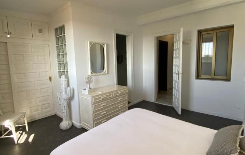 Location de vacances - Villa à Estepona - CHAMBRE PARENTS