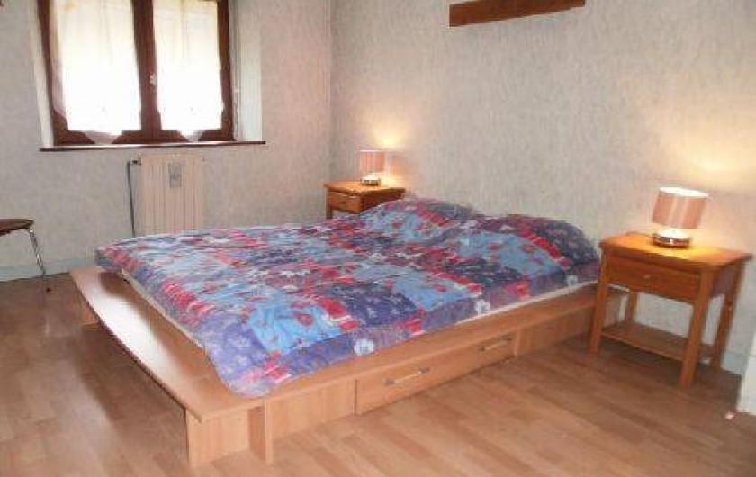 Location de vacances - Appartement à Thiéfosse