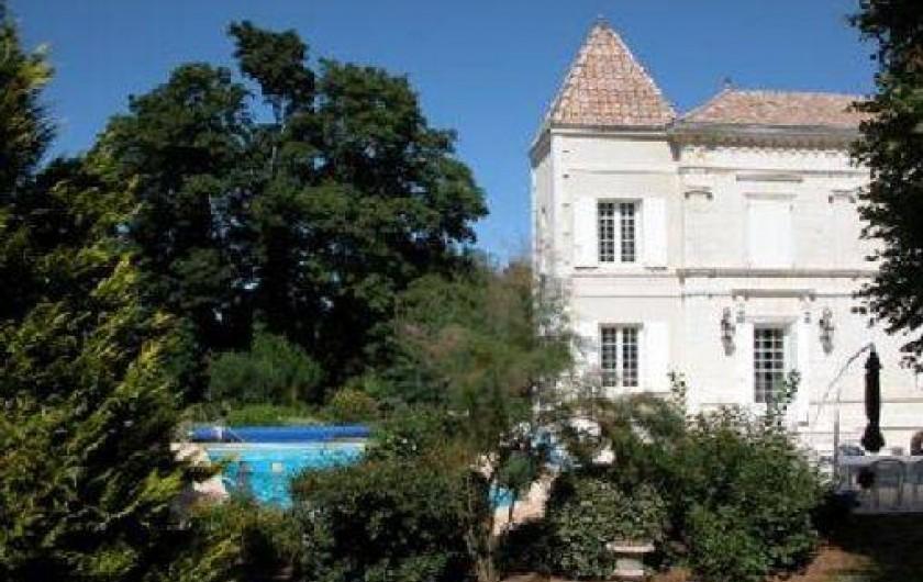Location de vacances - Maison - Villa à Villars-en-Pons
