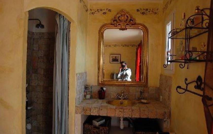 Location de vacances - Appartement à La Cadière-d'Azur