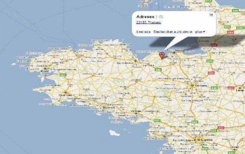 Location de vacances - Maison - Villa à Pluduno - situation idéale, à proximité de nombreux sites. à 10 minutes des plages