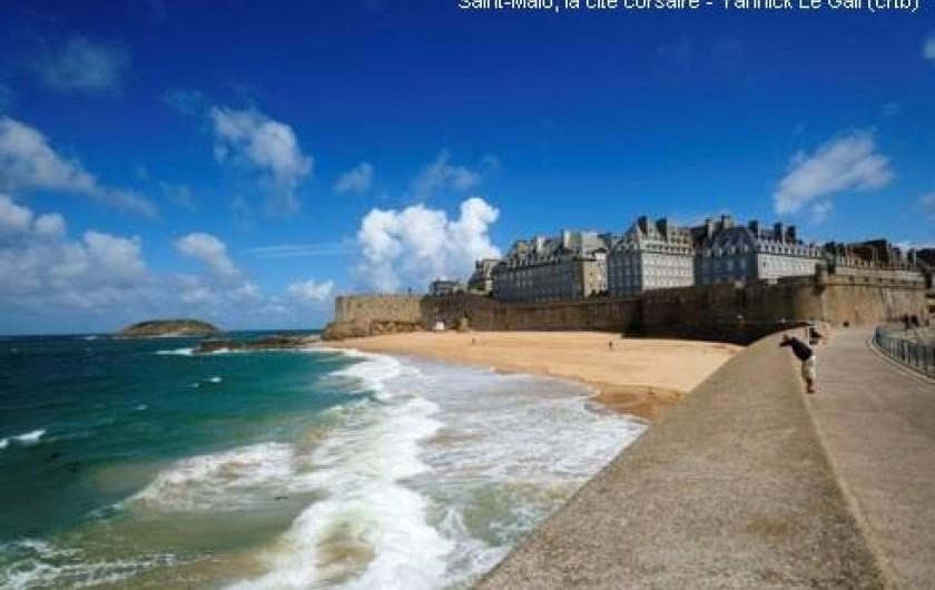 Location de vacances - Maison - Villa à Pluduno - Saint-Malo cité corsaire, à 30 minutes