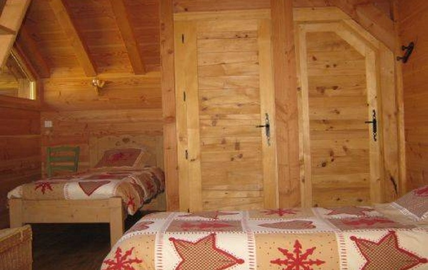 Location de vacances - Chalet à Saint-Colomban-des-Villards