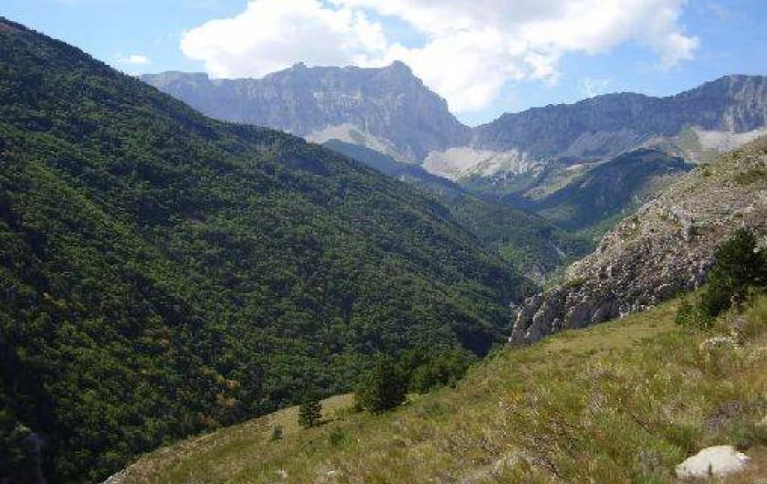 Location de vacances - Chalet à La Bâtie-Vieille - L'environnement