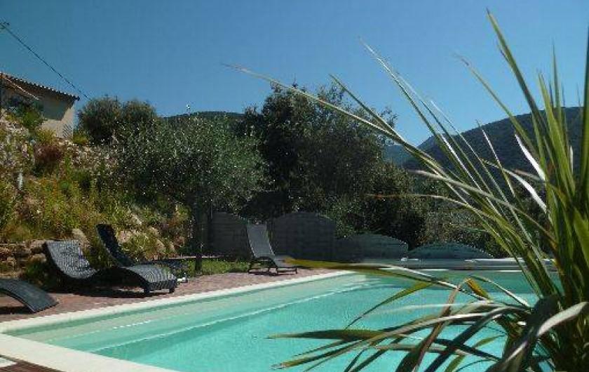 Location de vacances - Chambre d'hôtes à Rousset-les-Vignes
