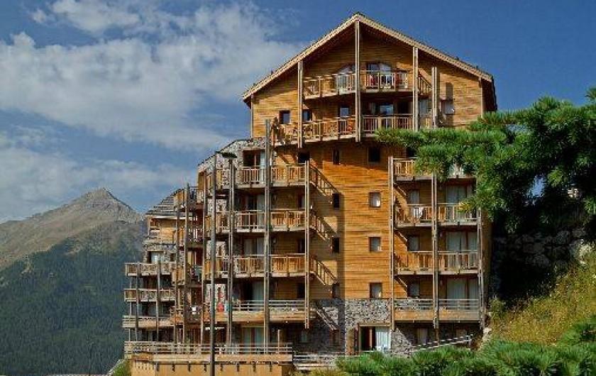Location de vacances - Appartement à Orcières