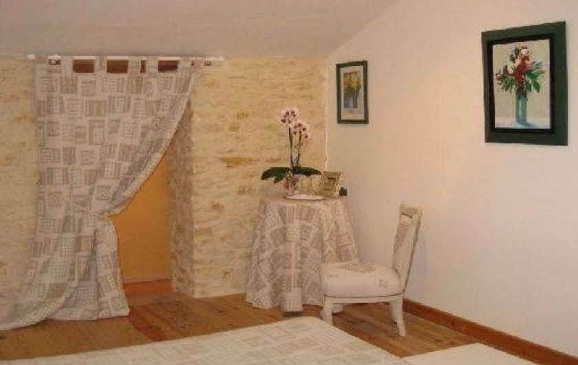 Location de vacances - Chambre d'hôtes à Trizay