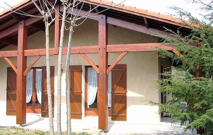 Location de vacances - Villa à Aureilhan
