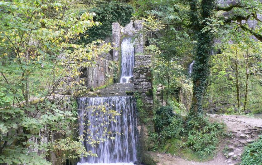Location de vacances - Appartement à La Cluse-et-Mijoux - La récupération des eaux